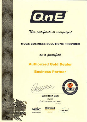 Authorized Gold Dealer Business Partner Year 2011